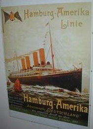 Hamburg-Amerika Linie