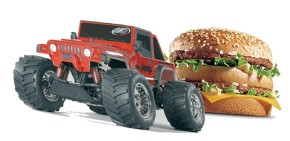 Big Mac Pulling